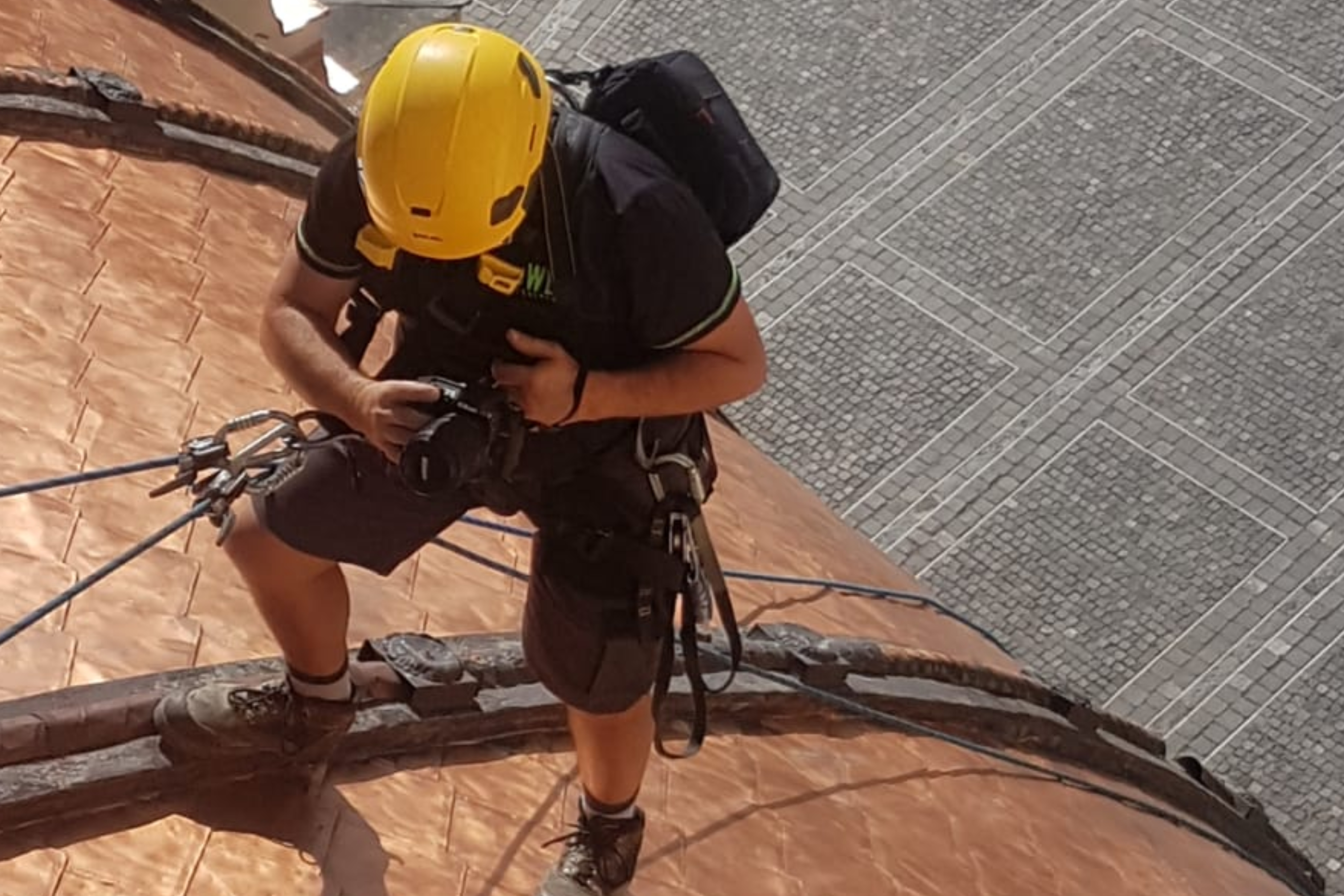 ALPINISM UTILITAR – SUPPORT INDUSTRY ROPE ACCESS - 0769830050